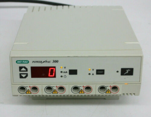 Bio-RAD PowerPac 300 Electrophoresis Power Supply #7359