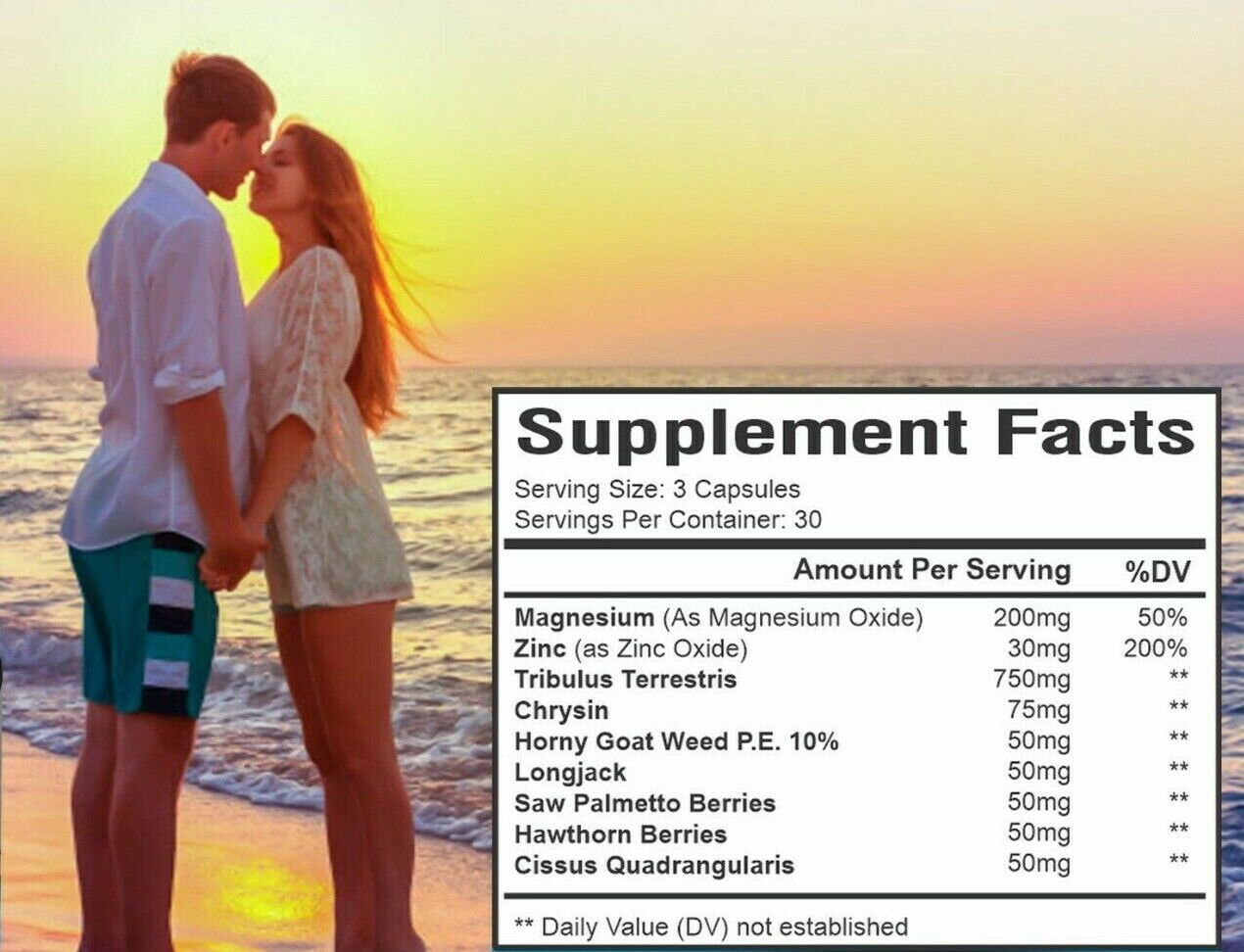 Cialix Men Enhancement Supplement Enhancing 60+30 Pills for men Libido -drive 1