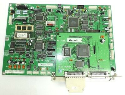 Canon Ms 500 Microfilm Scanner Main Control Processing Board Mg1-2933 Mg1-2583