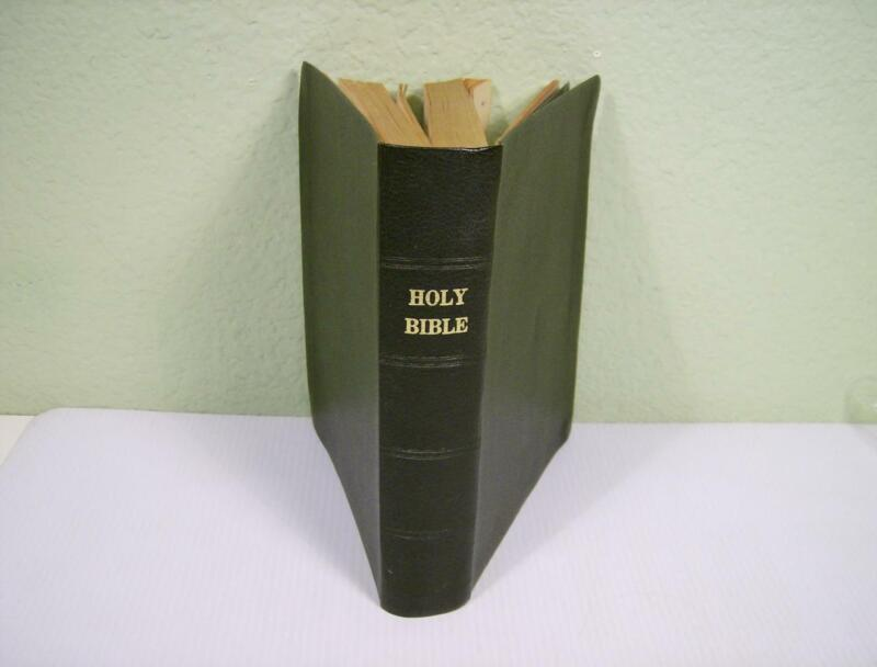 Vtg 1901 American Standard Version Holy Bible Old New Testaments T.Nelson & Sons