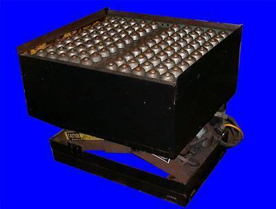 Autoquip 36.5 X 31 Lift Table 2500 Lb Capacity W Ball Bearing Platform 24s25