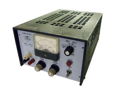 Trygon Electronics Hr20-1.5 Dc Power Supply 0-20 Vdc 0-1.5 Amps