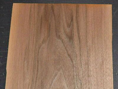 Walnut Raw Wood Veneer Sheets 9 X 46 Inches 142nd 7318-17