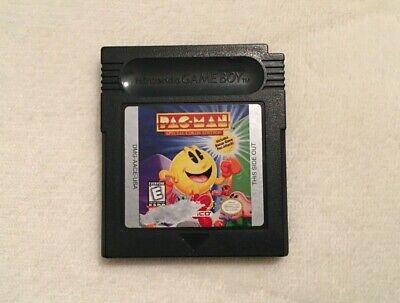 Pac-Man Nintento Game Boy