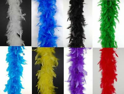80 Gram CHANDELLE FEATHER BOAS Top Quality 72