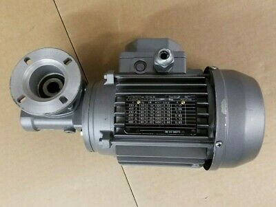 Lenze Right Angle Electric Motor And Gear Box 230480 Vac 28 Rpm Part N1749039