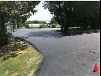 Professional driveway sealing and repairs