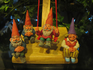 Rien-Poortvliet-Gnomes-set-of-4
