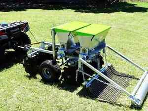 greenPRO 6-in-1 ATV Seeder Warana Maroochydore Area Preview