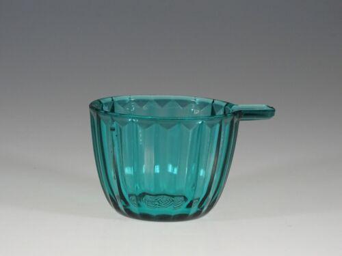 Vintage Deco Jeannette Glass Ultramarine Jennyware 1 Cup Measure c.1935