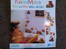 Construction Removable Wall Stickers * Good Condition Mardi Wyong Area Preview