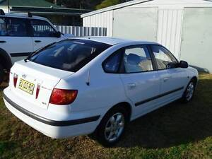 2003 Hyundai Elantra Sedan Abermain Cessnock Area Preview