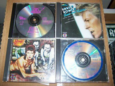 david bowie Fame and Fashion greatest hits RCA japan rare CD