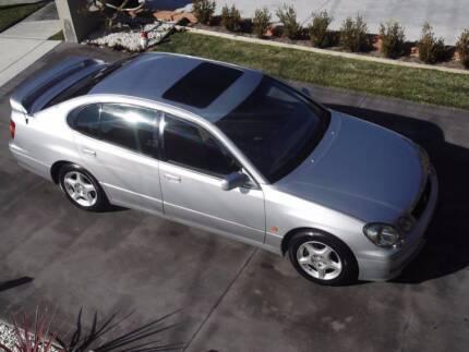 1998 Lexus GS300 Sedan Gladesville Ryde Area Preview