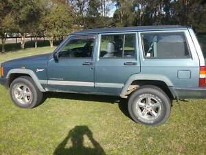 1998 Jeep Cherokee Wagon One Mile Port Stephens Area Preview