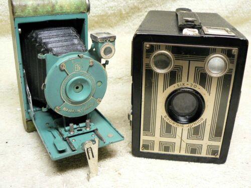 2 Vintage 1930