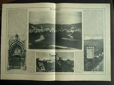 1927 Eichstätt Ozeanflieger Lindbergh in New York Passau Augsburg