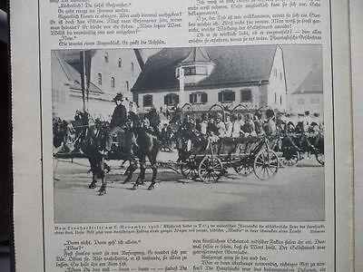 1926 Rothenburg Tauber Tölz Leonhardiritt