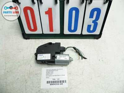 2009-2015 BMW F02 750 750LI SUN ROOF GLASS SHADE MOTOR ACTUATOR SUNROOF SUNSHADE