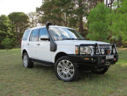 2012 Land Rover Discovery 4 HSE fully optioned Bungendore Queanbeyan Area Preview