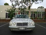 1999 Mercedes-Benz E280 Sedan Rostrevor Campbelltown Area Preview