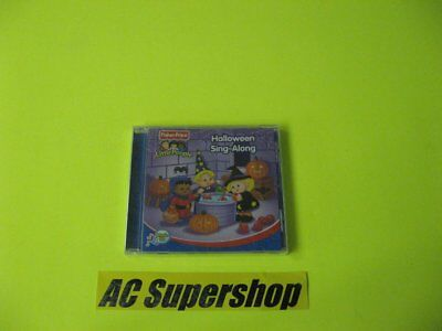 people Halloween sing along - CD Compact Disc (Halloween-sing Alongs)