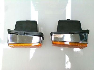 Lights Front De Tomaso Pantera Version USA
