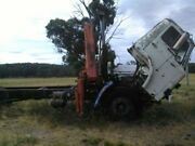 Ford crane truck Lal Lal Moorabool Area Preview
