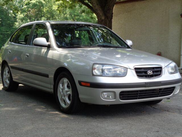 Imagen 1 de Hyundai Elantra silver