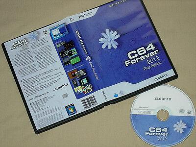 Руководство Cloanto C64 Forever 2012 Plus