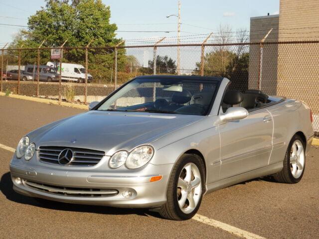 Image 1 of 2005 Mercedes-Benz CLK-Class…
