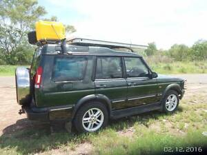 2002 Land Rover Discovery Td5 SE Darwin CBD Darwin City Preview