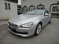 BMW 650i Coupe Sport-Aut.Soft Close STHZ 360 Kamera