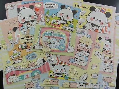 Letter Writing Set - Panda Marshmallow Letter Set writing paper envelope kawaii cute stationery gift