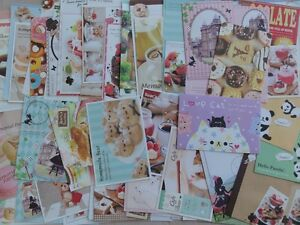 Stationery 20 Letter Envelope Set writing paper kawaii cute designer Variety