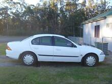 1999 Ford Falcon Sedan Abermain Cessnock Area Preview