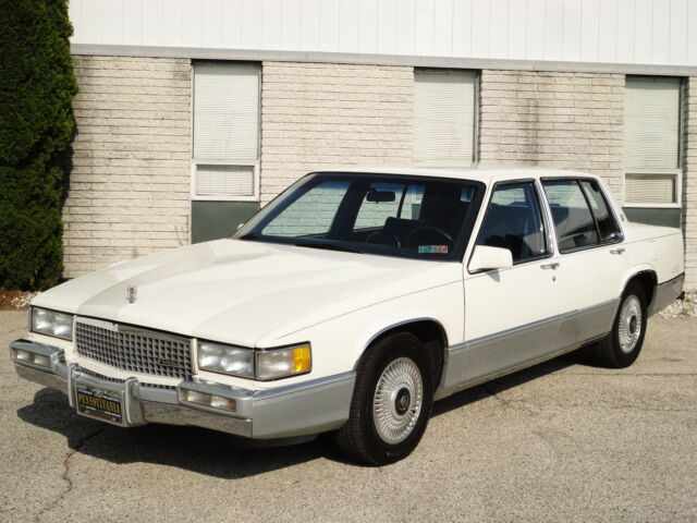 Image 1 of 1990 Cadillac DeVille…
