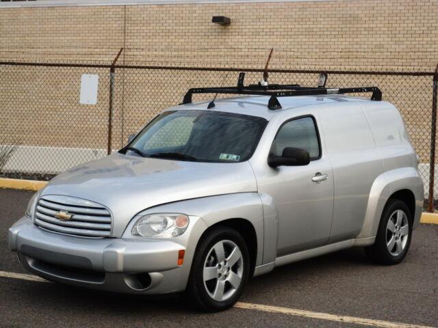 2010 Chevrolet Hhr Panel Utility Cargo Van W/roof Rack! No Reserve!! - Used Chevrolet Hhr for ...