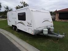 2010 Jayco Expanda Pop Top 17', bunk beds, shower, toilet, annex Parkinson Brisbane South West Preview