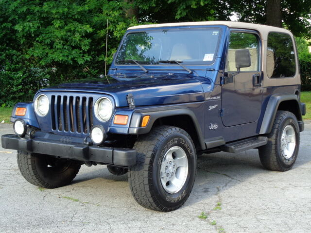 Image 1 of Jeep: Wrangler Sport…