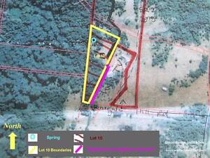 ROBERTSON - 5 ACRES  LAND WITH DA  LODGED FOR MODERN COUNTRY HOME Robertson Bowral Area Preview