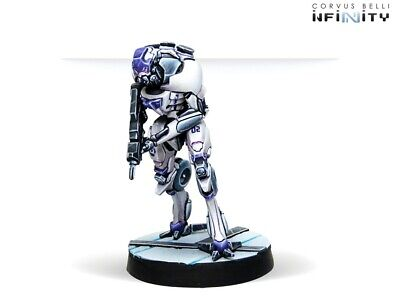 Infinity The Game Aleph Coldfront Dakini Tacbot Unpainted