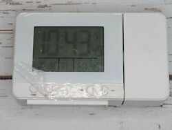 Think Gizmos Atomic Projection Clock with Temperature TG644 – Ceiling/Wall.A1