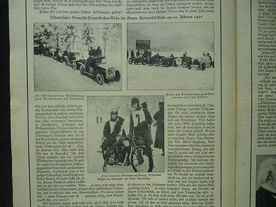 1927 Bayrischer Automobil Club Eibsee Badersee Autosport