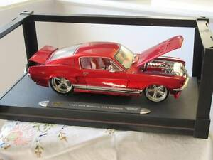 MUSTANG FASTBACK SCALE MODEL CAR Laurieton Port Macquarie City Preview