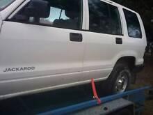 Holden Jackaroo 2000 wrecking Busselton Busselton Area Preview