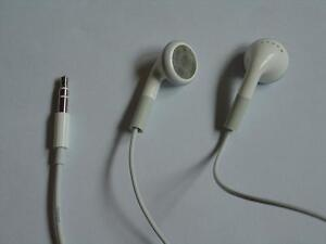 ORIGINAL APPLE OHRHÖRER KOPFHÖRER HEADPHONES EARPHONES MA662G/A MA662