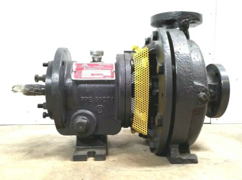 NEW GUSHER PUMPS PCL1X1.5-8SEH-C-A CENTRIFUGAL PUMP