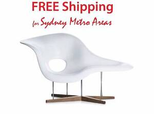 Clearance SALE - 40%OFF - Eames Style La Chaise Zetland Inner Sydney Preview