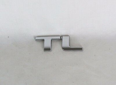 Used Acura TL Decals Emblems And License Frames For Sale - Acura tl decals